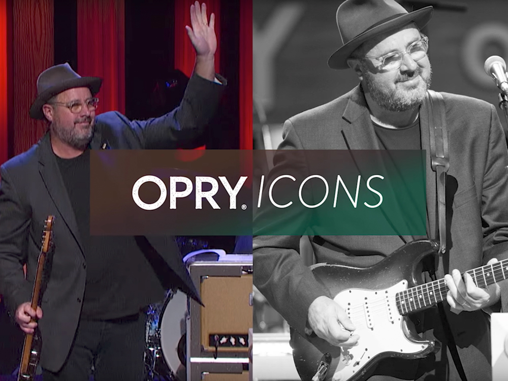"""Exclusive Premiere: Watch the Grand Ole Opry's Debut Episode of """"Opry Icons"""" With Vince Gill"""
