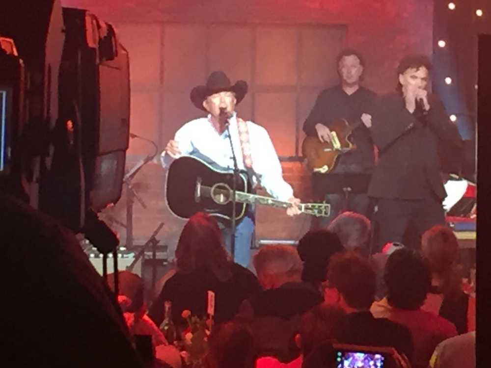 "Watch George Strait Sing ""Great Balls of Fire"" at Jerry Lee Lewis Tribute + Clips From Chris Stapleton, Toby Keith, Kris Kristofferson & More"