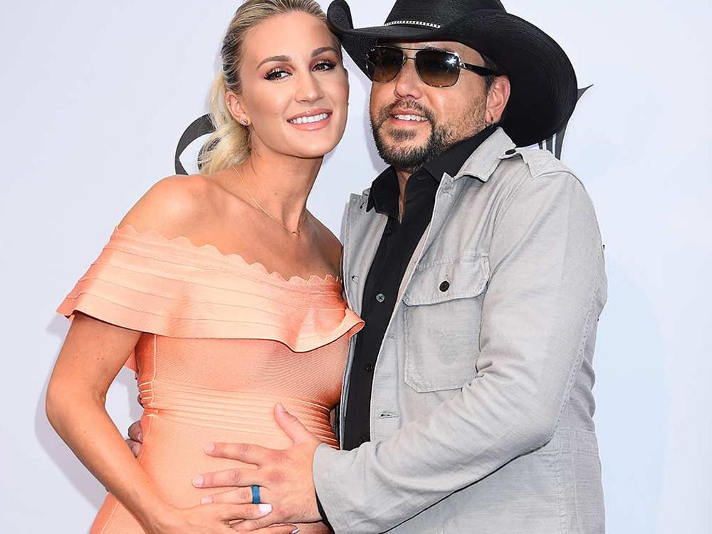 Expectant Parent Jason Aldean Explains His Elvis-Influenced Baby Name