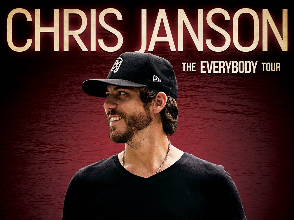 Chris Janson: The Everybody Tour