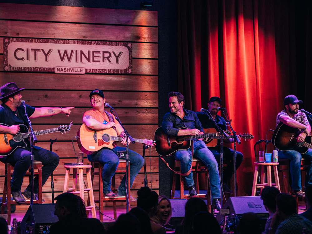 Lee Brice, Jerrod Niemann, Charles Esten, Tyler Farr & More Raise $100,000 for Folds of Honor