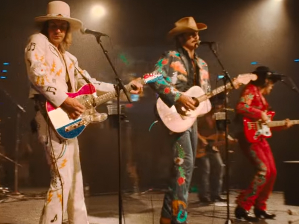 "Watch Midland's Boot-Scootin' Video for New Single, ""Make a Little"""