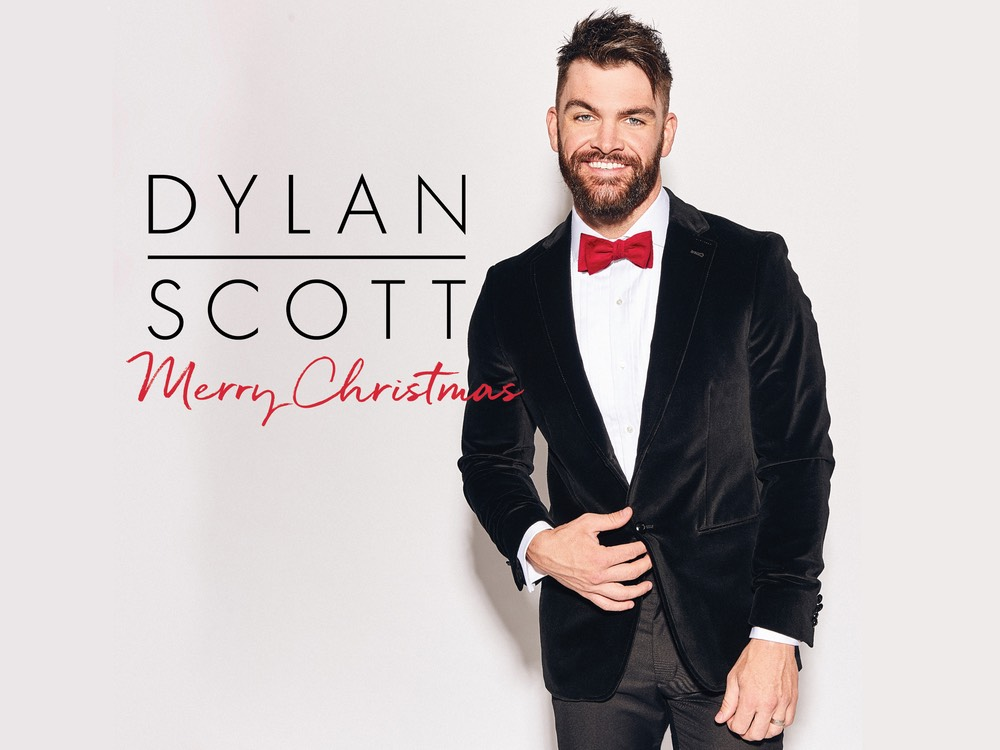 """Dylan Scott Announces Holiday EP, """"Merry Christmas"""""""