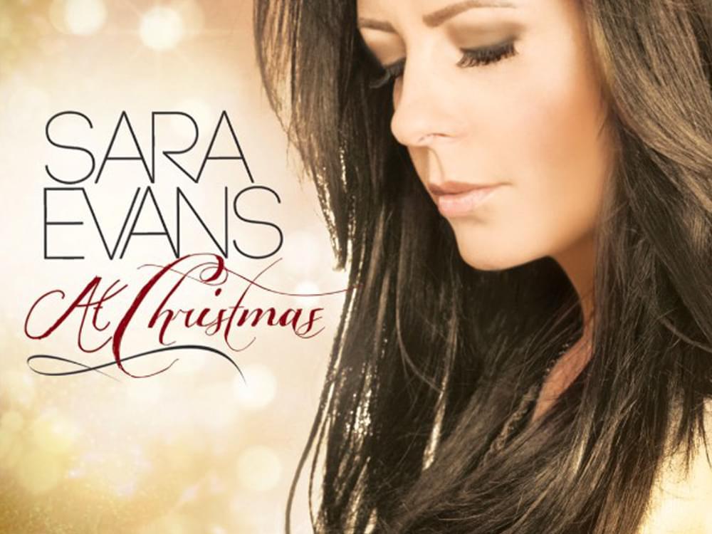 "Sara Evans Announces ""At Christmas Tour"""