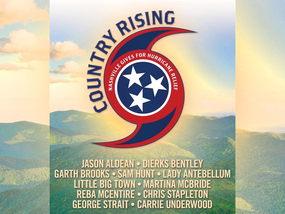 Country Rising: Carrie Underwood, Garth Brooks, George Strait, Reba, Jason Aldean, Sam Hunt & More to Perform at Nashville Hurricane Benefit
