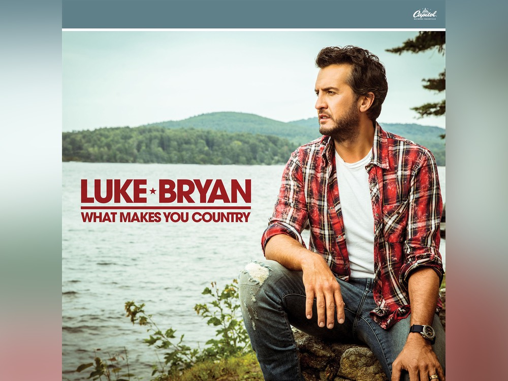 """Luke Bryan Announces New Album, """"What Makes You Country"""" + Track List"""