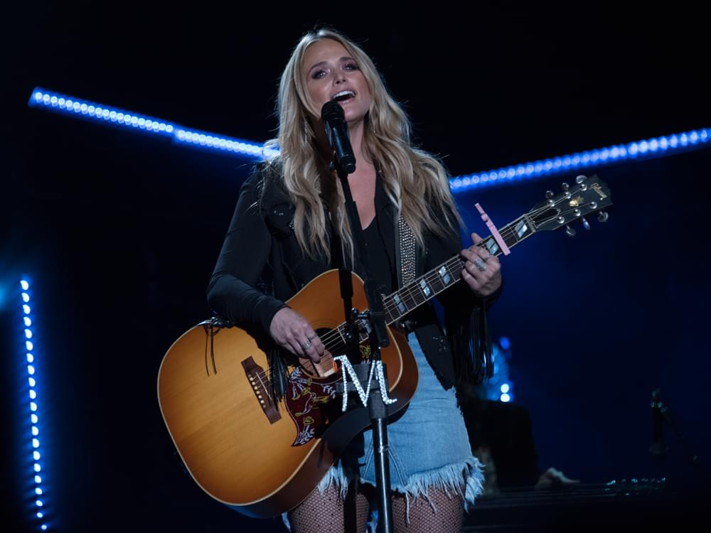 Miranda Lambert to Play Two Artist-in-Residence Shows at Country Music Hall of Fame & Museum