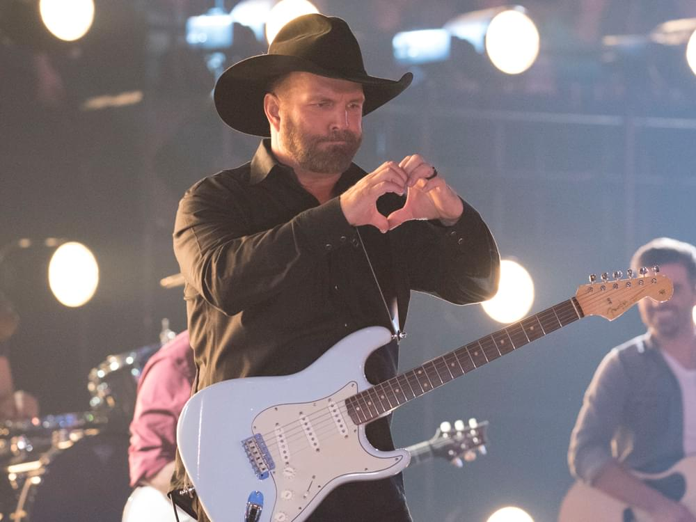 "Garth Brooks Drops More Hints About Upcoming Gigs: ""We're Touring in a Way I've Never Toured Before"""