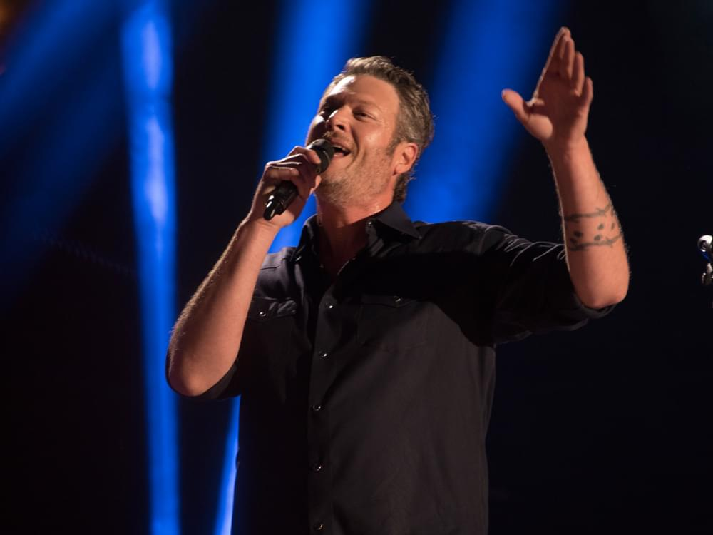 Blake Shelton's Ole Red Nashville to Feature Performances From More Than 50 Artists During CMA Fest