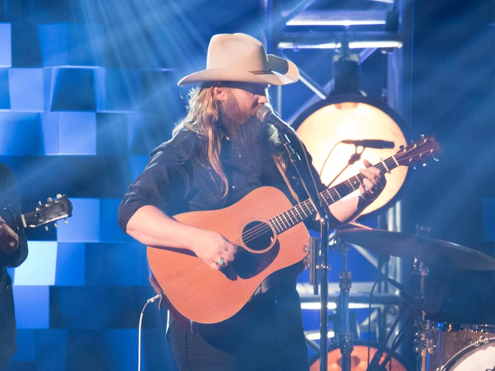 CMA Awards Announce Additional Performers, Including Chris Stapleton, Maren Morris, Lauren Alaina, Brad Paisley & More