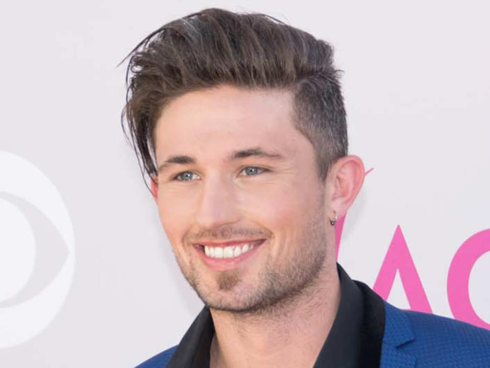 """Michael Ray Honors Late Grandfather by Titling Sophomore Album, """"Amos"""""""