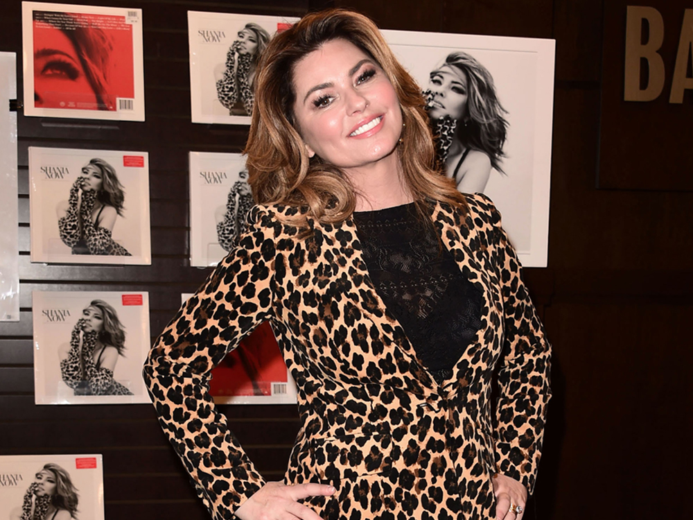 Shania Twain Will Be the Subject of a New Unauthorized Docudrama on Feb. 18