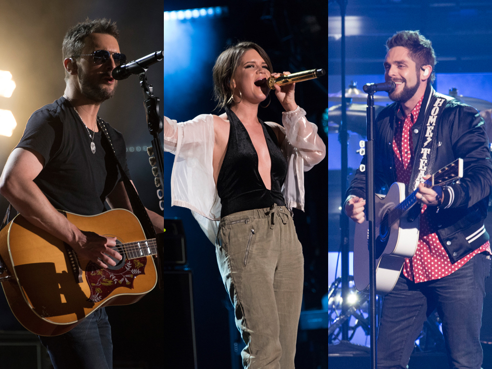 2018 Grammy Awards: Everything a Country Music Fan Needs to Know About Sunday Night