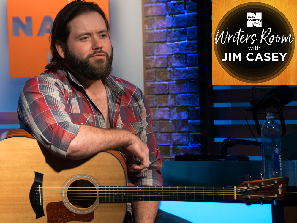 """Mike Ryan Talks About His Texas Roots, Musical Family, New Album, """"Blink You'll Miss It"""" + Performs Title Track"""