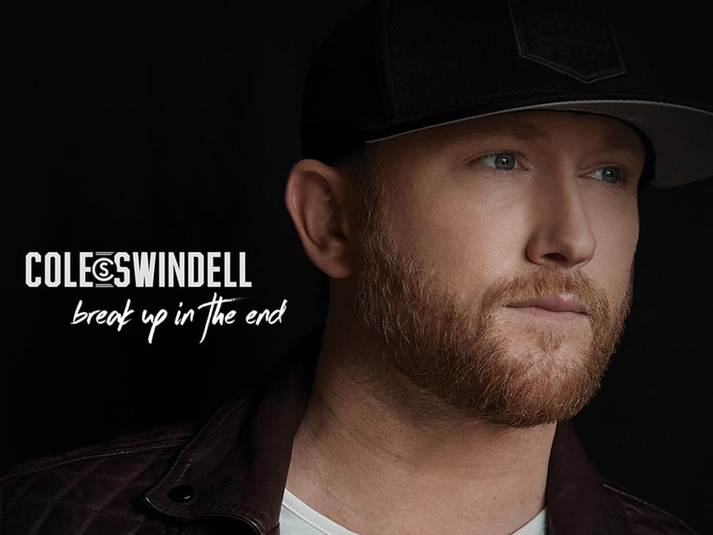 """Watch Cole Swindell Try to Turn Back Time in New Video for """"Break Up In the End"""""""