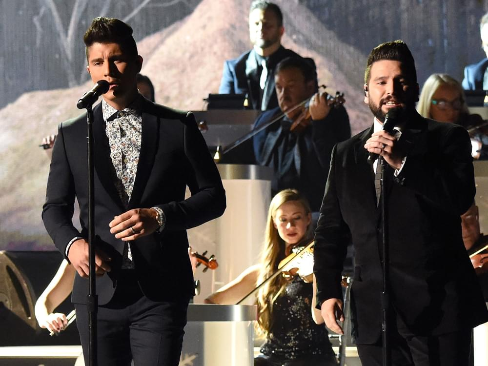 Dan + Shay Announce New Single Shipping to Country Radio on Aug. 6 [Listen]