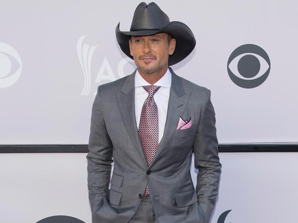 Watch Tim McGraw Announce That Nashville Will Host the 2019 NFL Draft