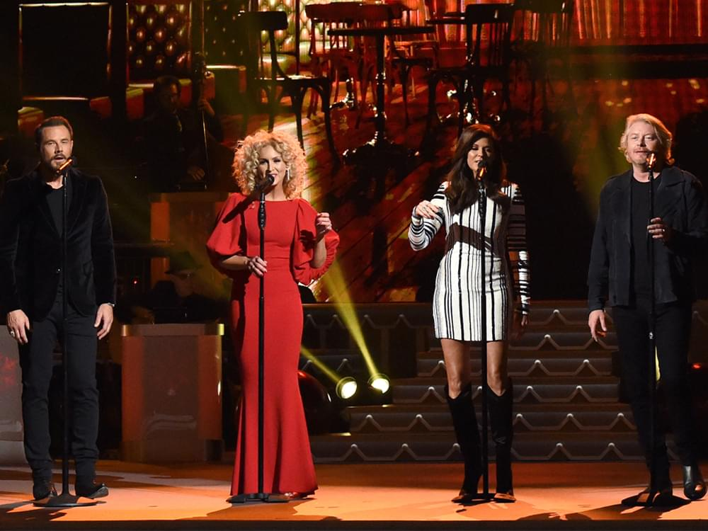 "Listen to Little Big Town Perform ""Rocket Man"" From Upcoming Elton John Tribute Album"