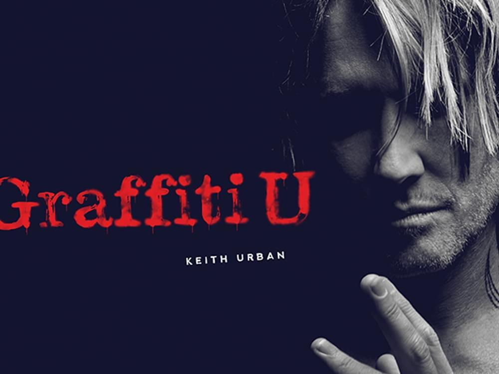 "Keith Urban Announces Release Date & Reveals Track Listing for New Album, ""Graffiti U"""