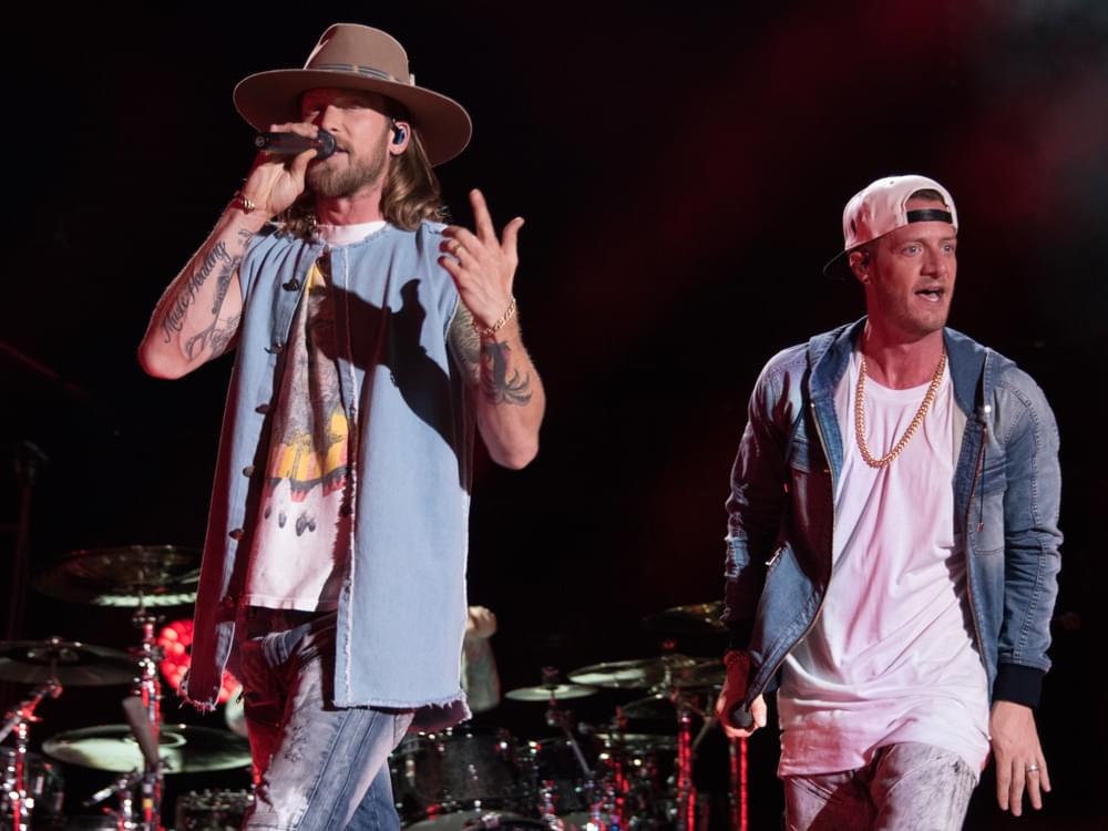 "Florida Georgia Line's Brian Kelley Teases New ""FGL Boat House"" Restaurant in the Florida Panhandle"