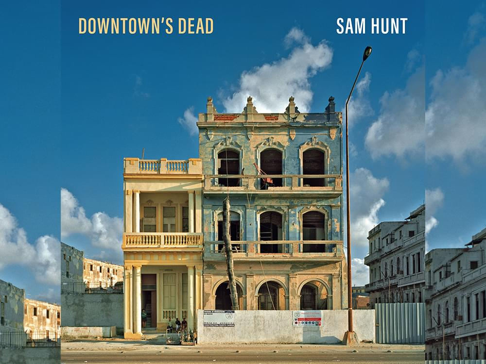 """Looks Like Sam Hunt Spent Some Time in Bernal, Mexico, in Preparation of Releasing New Single, """"Downtown's Dead"""""""