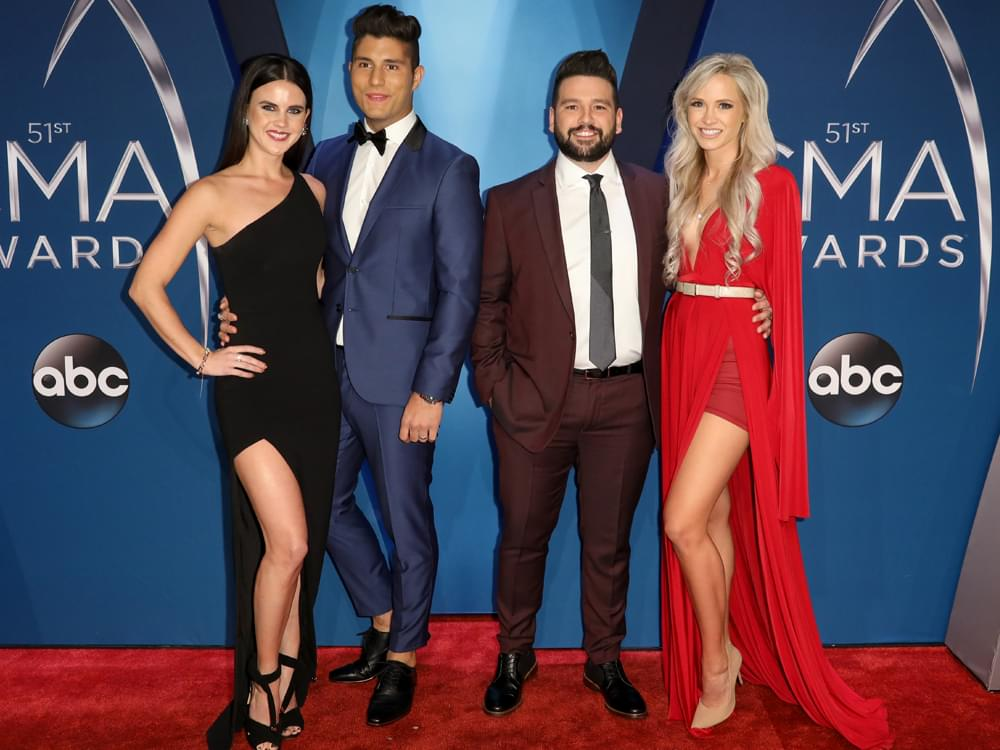 "Dan + Shay Release Wedding Song of the Summer, ""Speechless"" [Watch New Video]"