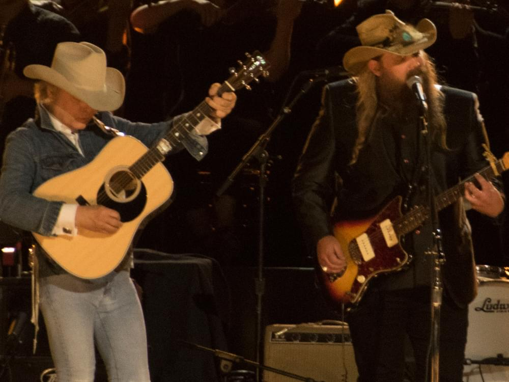 "Listen to Dwight Yoakam's New Tune, ""Then Here Came Monday,"" Co-Penned by Chris Stapleton"