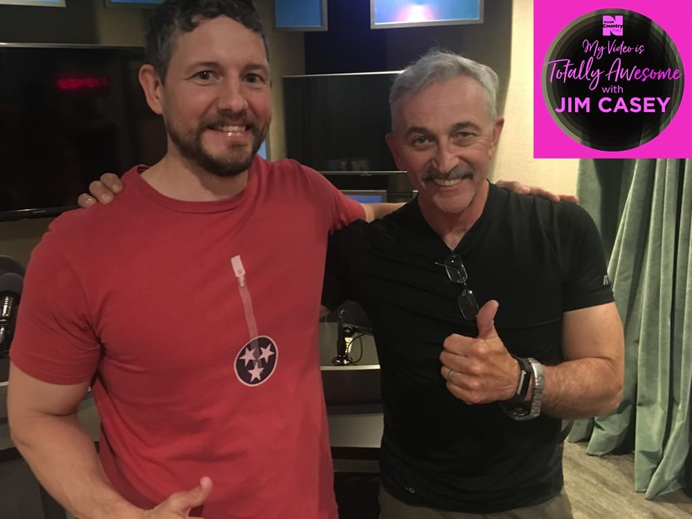 """""""My Video Is Totally Awesome"""" Podcast: Aaron Tippin's 1995 No. 1 Hit, """"That's as Close as I'll Get to Loving You"""""""