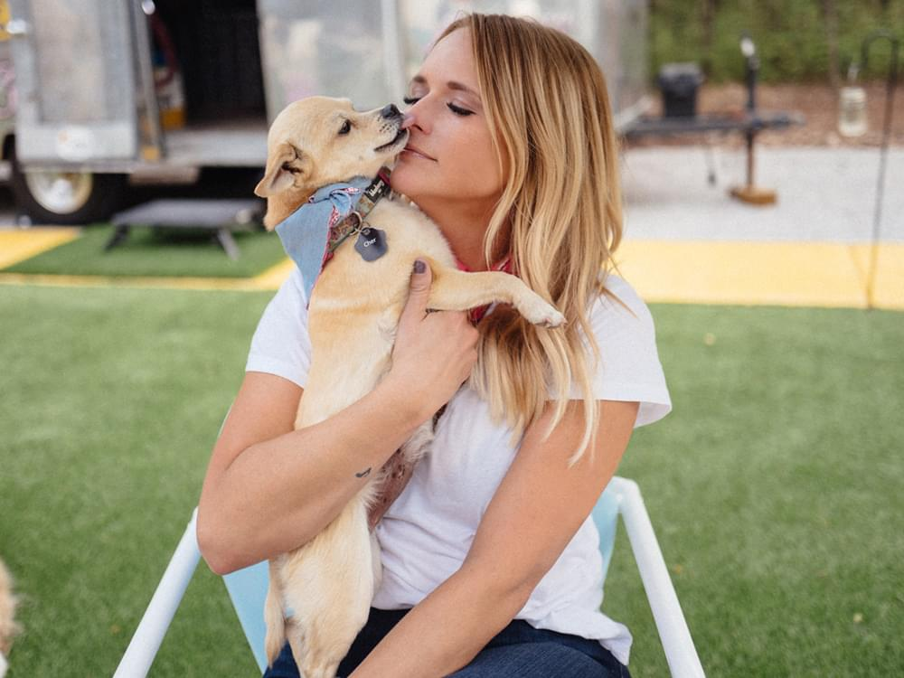 Miranda Lambert's MuttNation Foundation to Host Adoption Event at CMA Fest