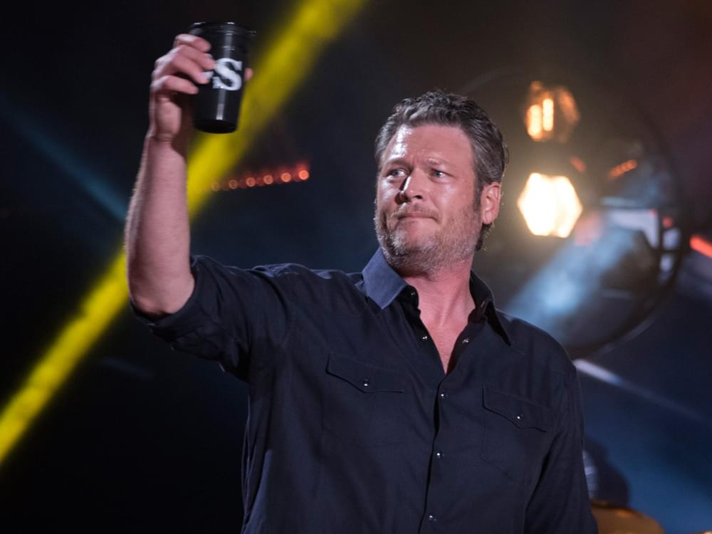 With New Restaurant & CMA Fest Stadium Show, Blake Shelton Is Living His Dreams 24 Years After Moving to Nashville