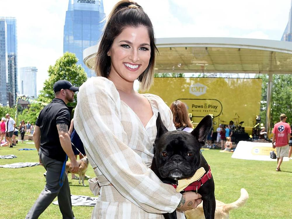 Cassadee Pope Kicks Off CMA Fest Week at Paws & Play Music Festival [Photo Gallery]
