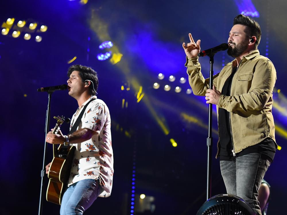 "Watch Dan + Shay Perform ""Speechless"" and ""Tequila"" on ""Jimmy Kimmel Live"""