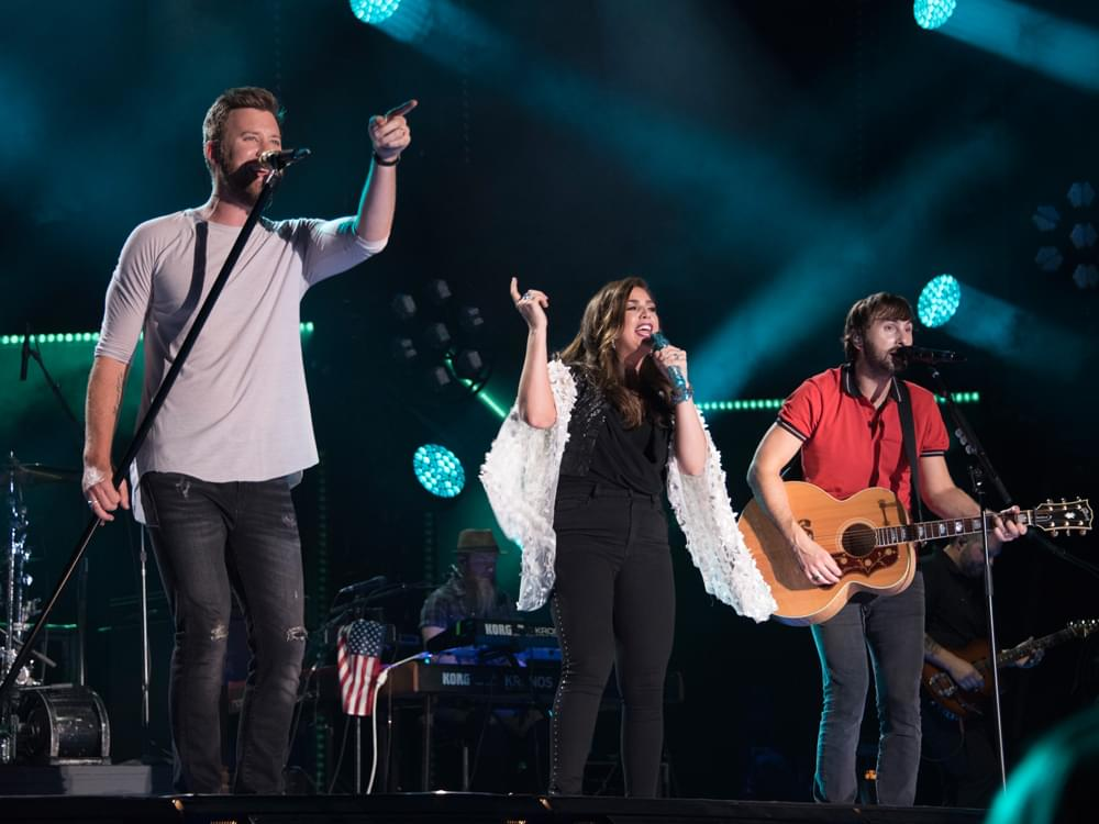 "Lady Antebellum Reveals Winning Video for ""Heart Break"" in Fan-Driven Contest [Watch]"