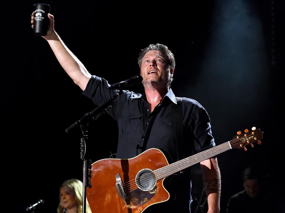 """Blake Shelton to Voice Character & Perform Original Songs in Animated """"Uglydolls"""" Movie"""