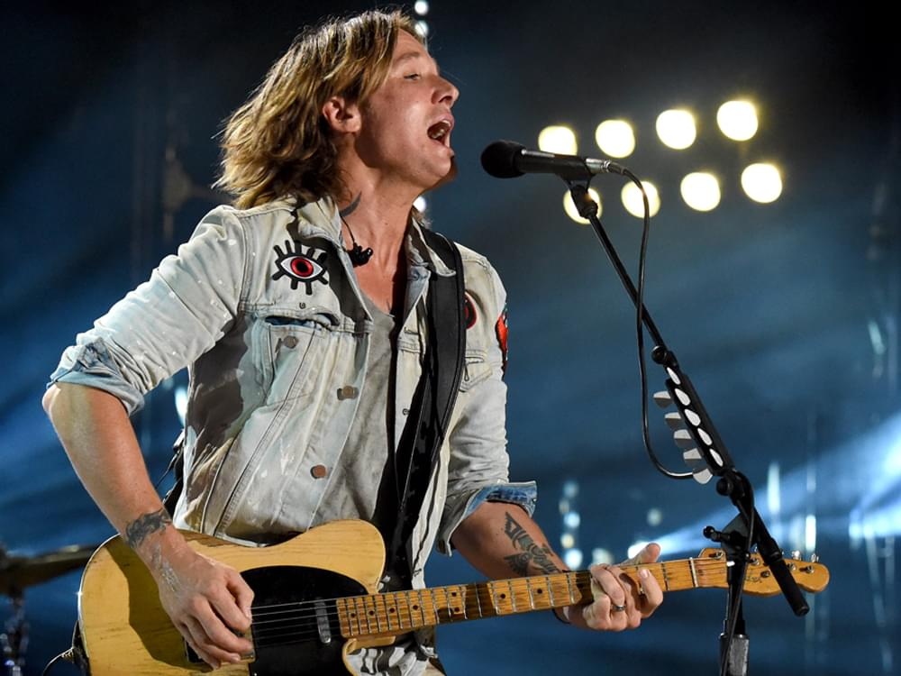 By the Numbers: Keith Urban's Graffiti U World Tour
