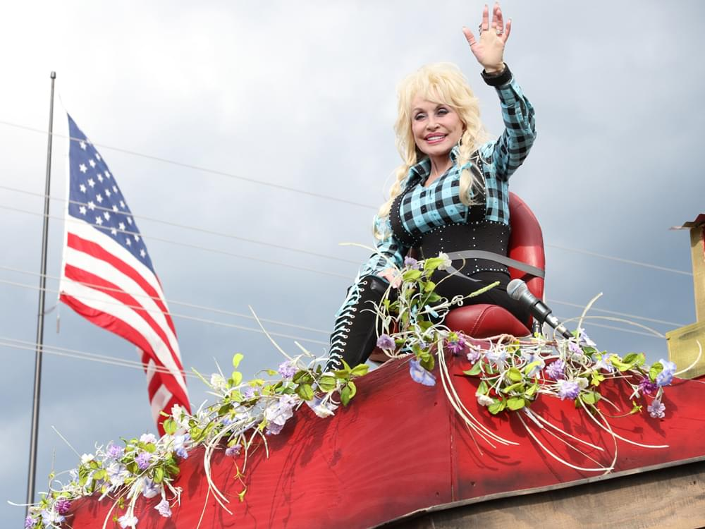 Country Stars Share Their Fourth of July Sentiments on Social Media, Including Reba, Dolly, Zac Brown, Jake Owen & More