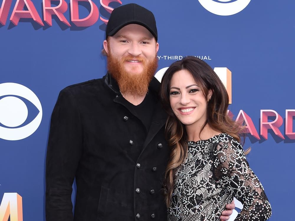 Eric Paslay & Wife Welcome Baby Girl