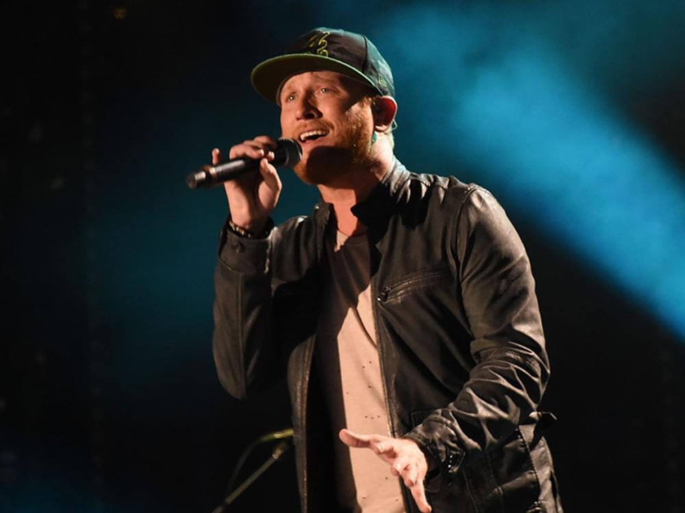 "Watch Cole Swindell Perform New Single on ""Jimmy Kimmel Live"""