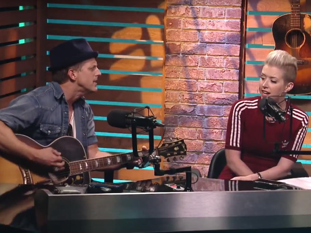 """Watch Thompson Square """"Play It Forward"""" by Covering Faith Hill's """"It Matters to Me"""" in Nash Country Daily Exclusive"""