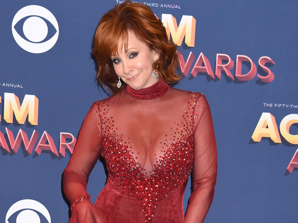 "Reba McEntire to Receive Inaugural ""Career Maker Award"" From Nashville Songwriters Hall of Fame"
