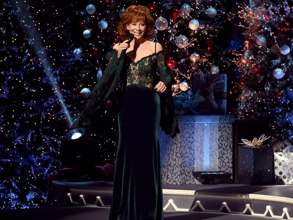 "Reba McEntire Returns to Host ""CMA Country Christmas"" With Brad Paisley, Dan + Shay, Martina McBride & More"