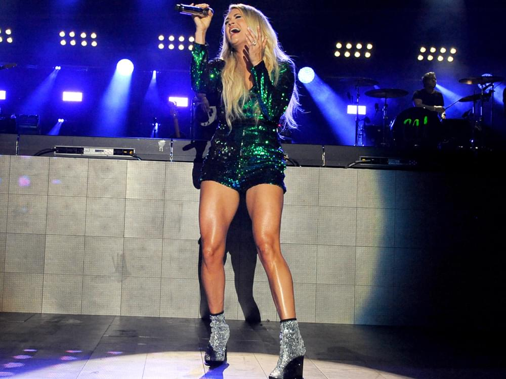 Carrie Underwood to Receive Star on the Hollywood Walk of Fame