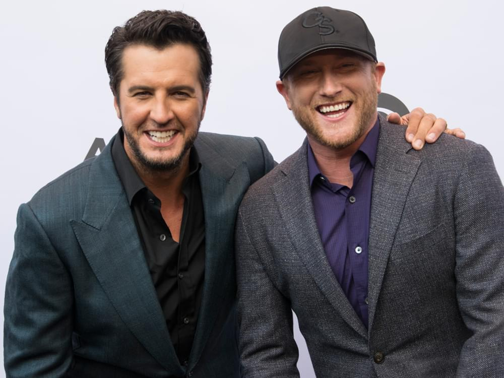 Luke Bryan, Cole Swindell, Peach Pickers & More to Headline Benefit Concert in Georgia