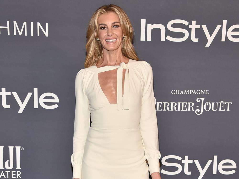 """Faith Hill to Serve as Judge on New TV Talent Competition, """"The World's Best"""""""