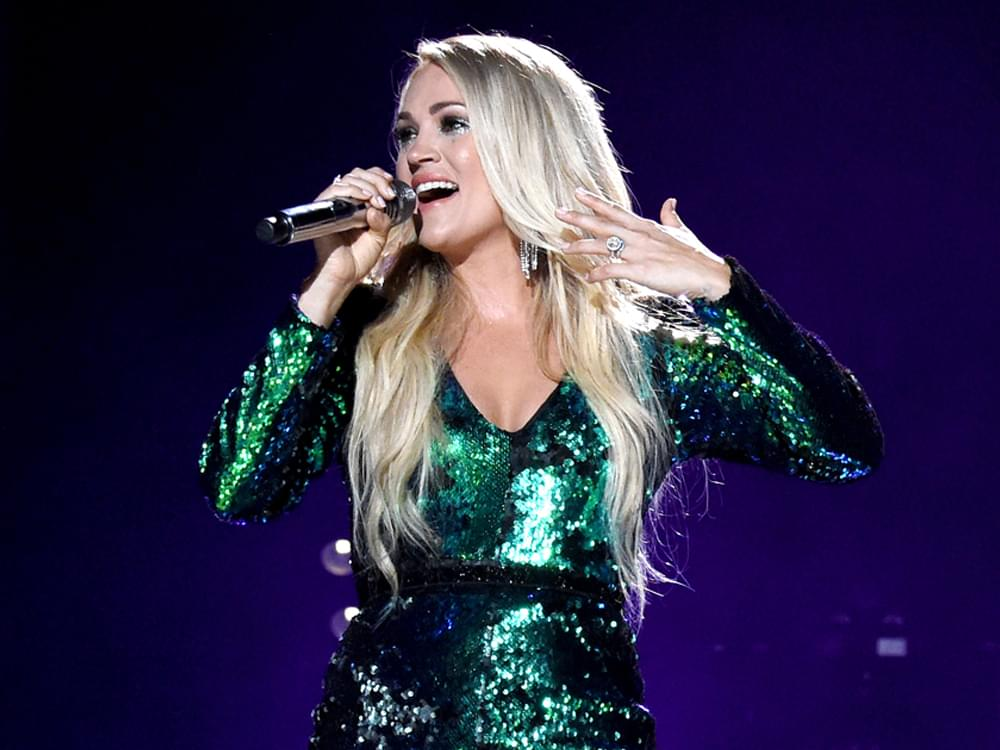October 19th, Carrie Underwood @ Phillips Arena
