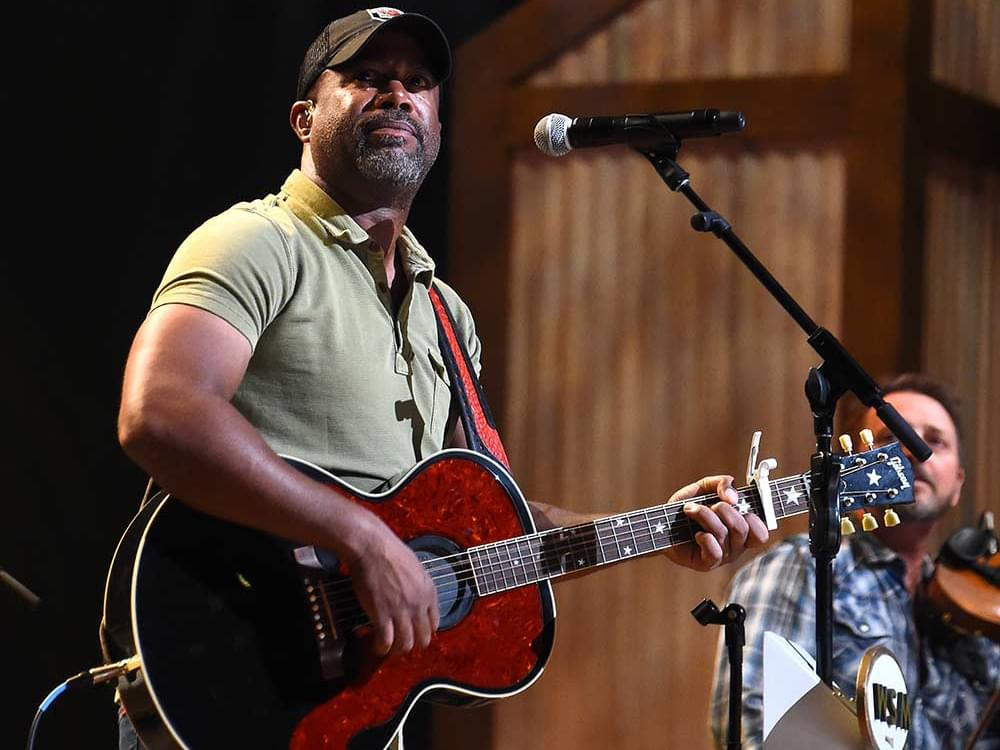 Darius Rucker, Travis Tritt, Cam, Chris Young, Brett Eldredge & More to Salute Ray Charles at the Opry
