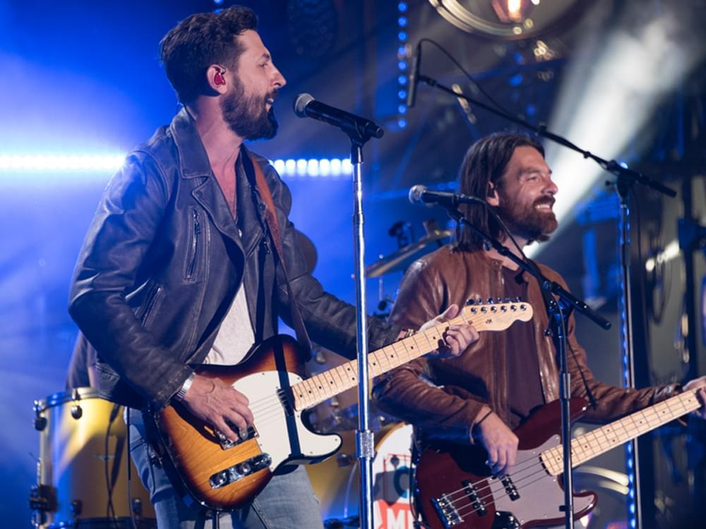 """Old Dominion Announces Headlining Tour and Drops New Single, """"Make It Sweet"""" [Listen]"""