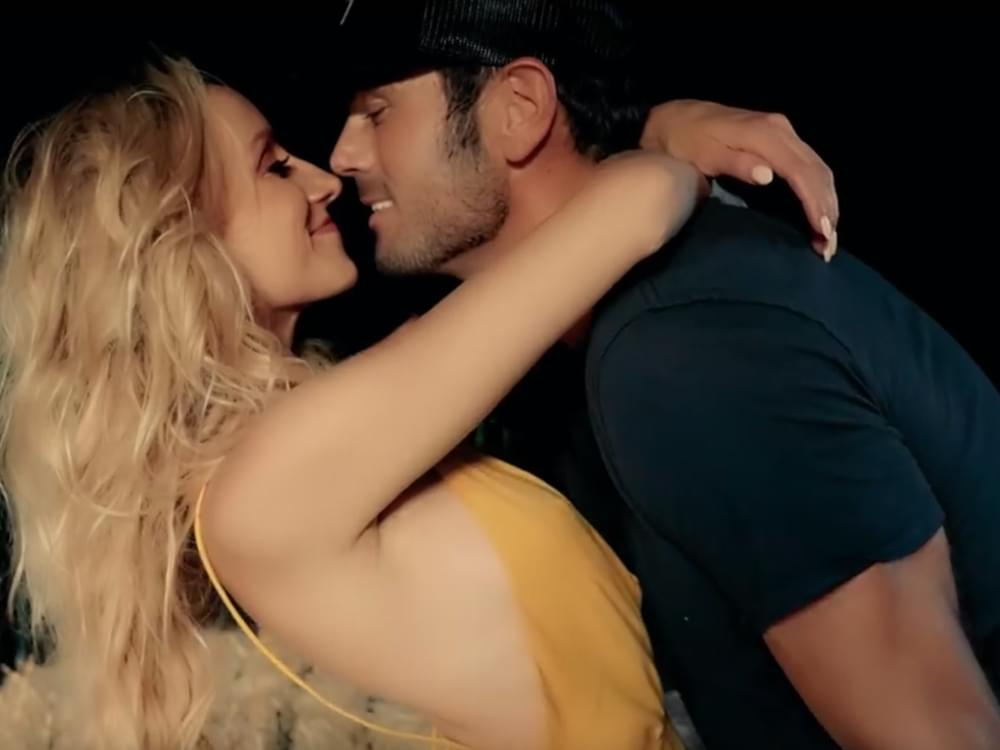 """Chuck Wicks Gets Farm-Fresh in Video for New Single, """"Better Than Flowers"""" [Watch]"""