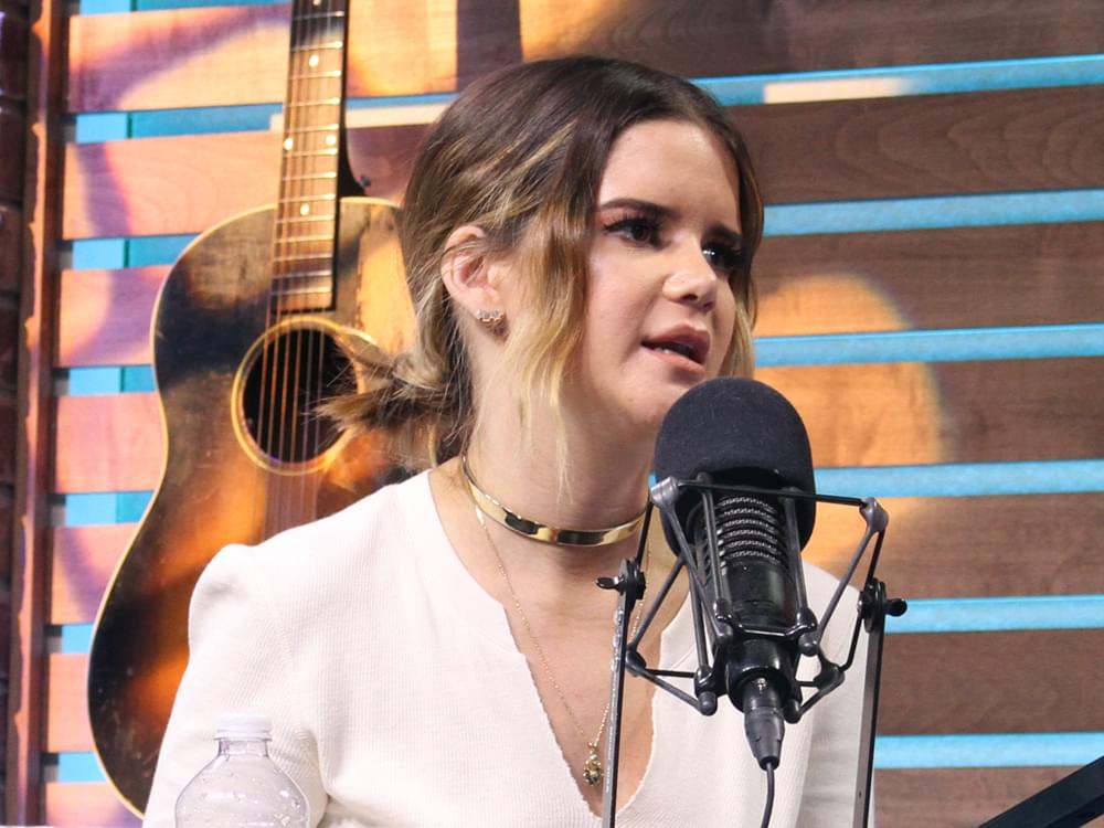 """""""Thankful"""" yet """"Conflicted"""" Maren Morris Says It's """"Concerning"""" She's the Only Solo Female in the Top 30 on Billboard's Country Chart"""