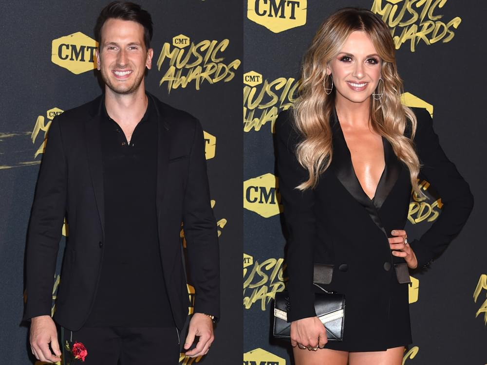 """Carly Pearce & Russell Dickerson Team Up for Co-Headlining """"The Way Back Tour"""""""